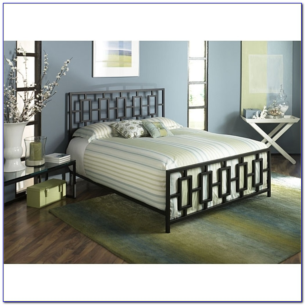 Trend King Metal Bed Frame Headboard Footboard 68 With Additional King Metal Bed Frame Headboard Footboard
