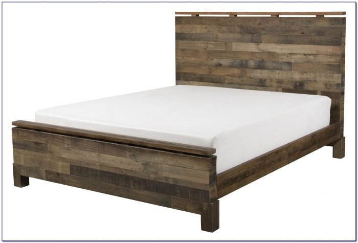 Bed Frames With Headboards