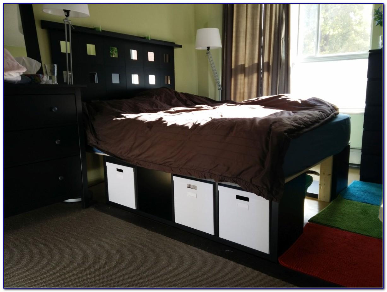 Beds With Hidden Headboard Storage