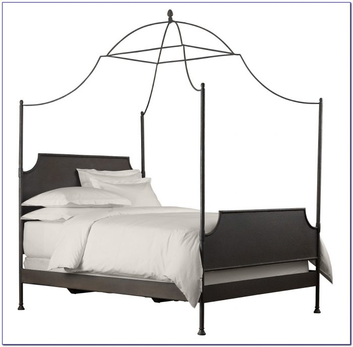 Black Wrought Iron Headboard Queen