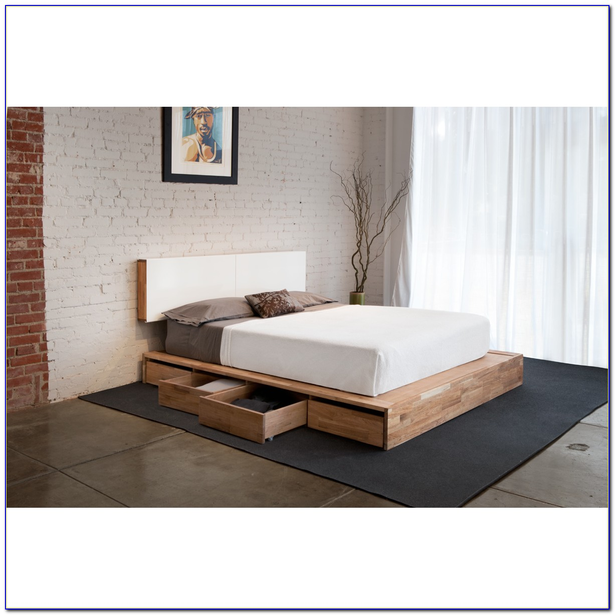 Bunk Beds With Headboard Storage