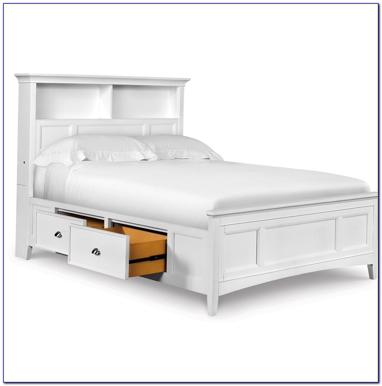 Cal King Bed Frame With Headboard And Footboard
