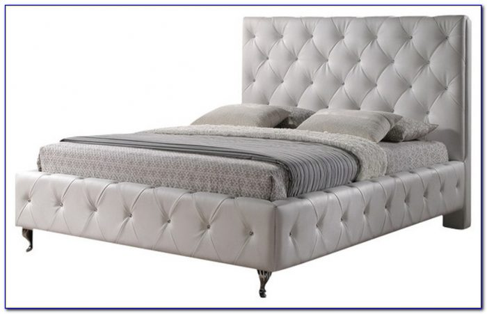 Cal King Black Tufted Headboard