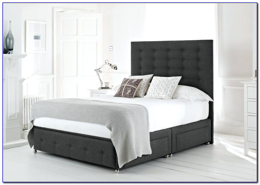 California King Bed Leather Headboard