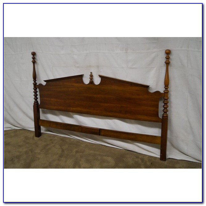 Cherry King Size Headboard