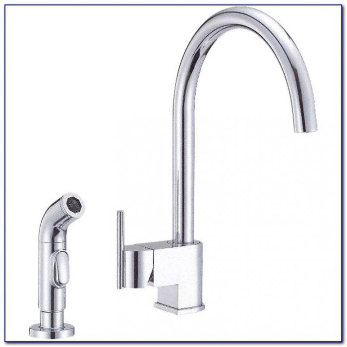 Danze Parma Single Handle Kitchen Faucet