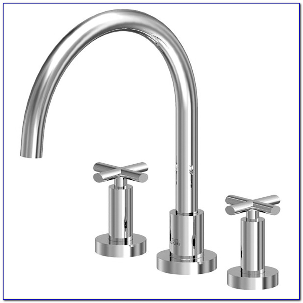 Deck Mounted Bathtub Faucets