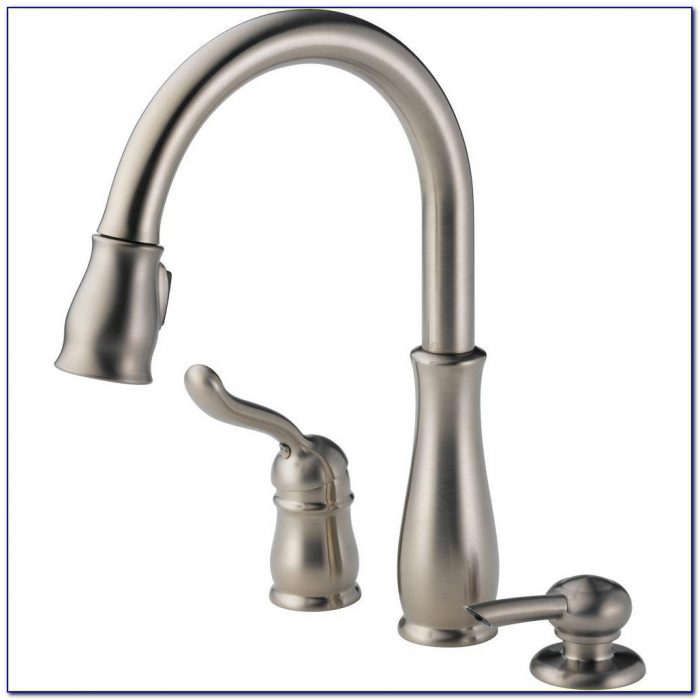 Delta Kate Kitchen Faucet Stainless Delta Kate Kitchen Faucet Stainless Delta Leland Single Handle Pull Down Sprayer Kitchen Faucet With 1000 X 1000