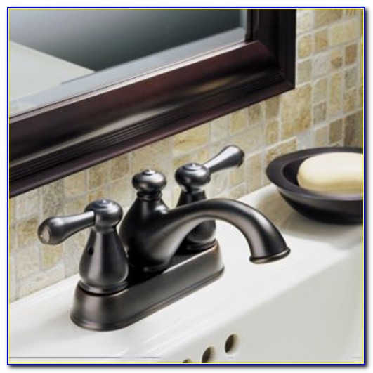 Delta Leland Bathroom Faucet Stainless