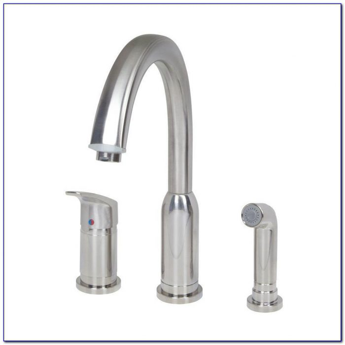 Delta One Handle Kitchen Faucets