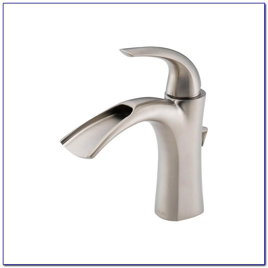 Delta Single Handle Bathroom Faucet Dripping