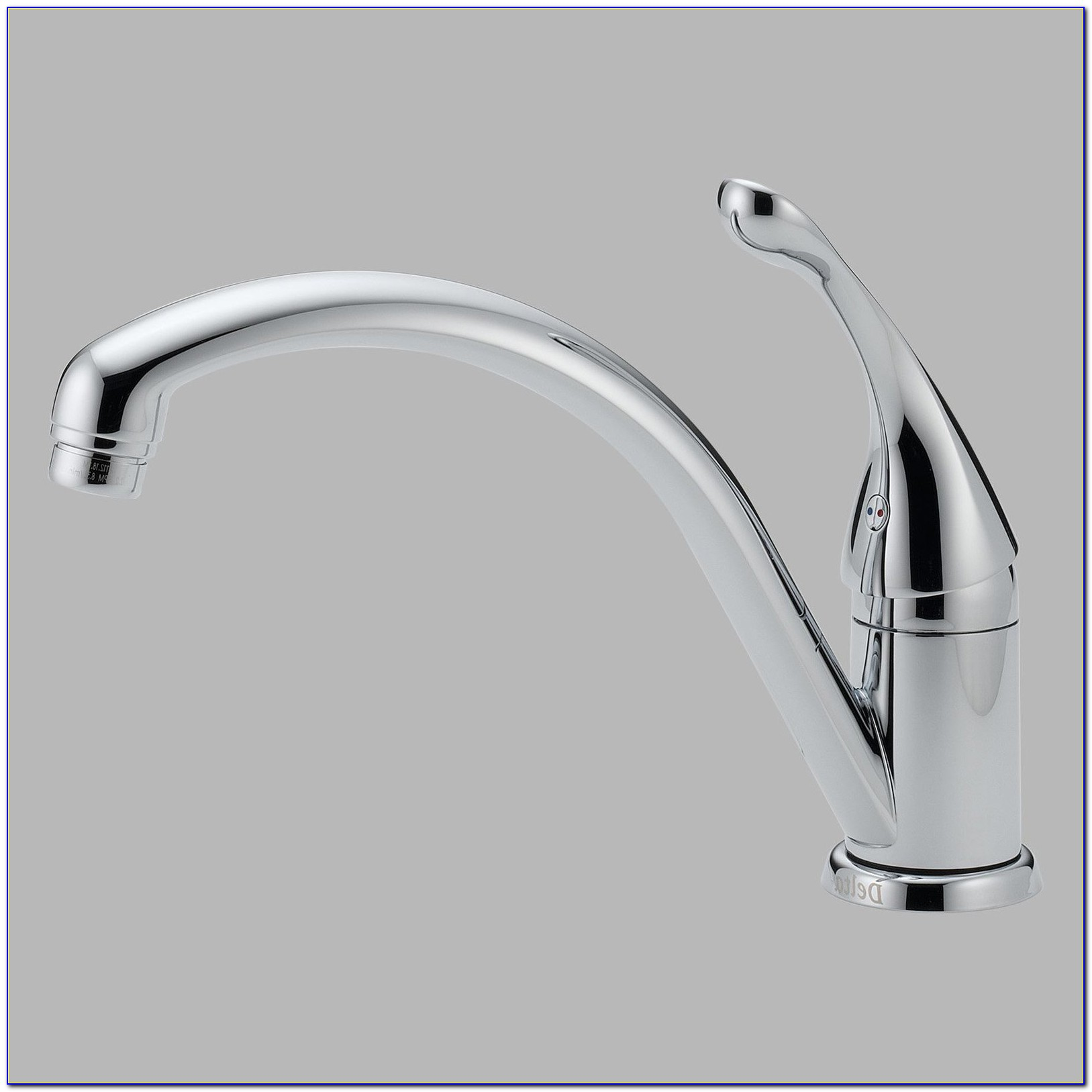 Delta Single Handle Kitchen Faucets