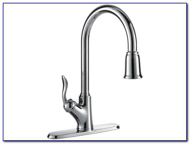 Delta Touch Control Kitchen Faucet
