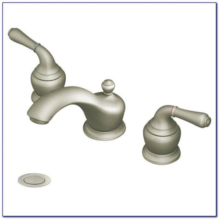 Delta Two Handle Bathroom Faucet