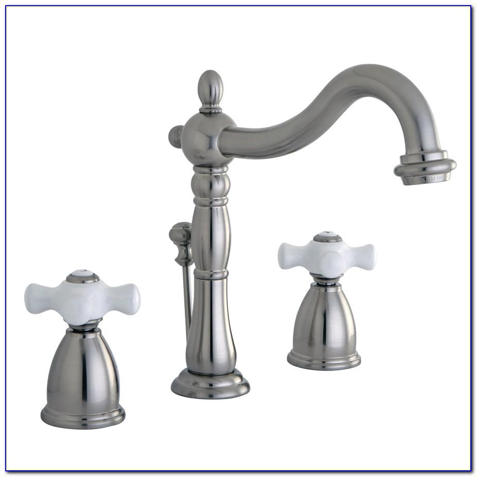 Delta Widespread Bathroom Sink Faucet
