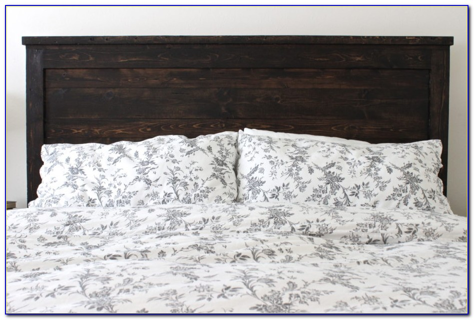 Diy California King Bed Headboard