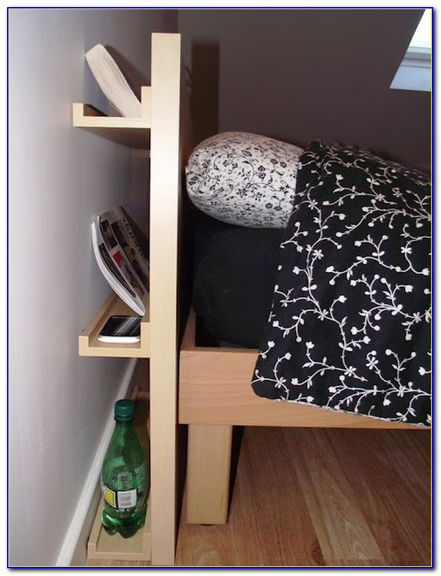Diy Headboard With Storage