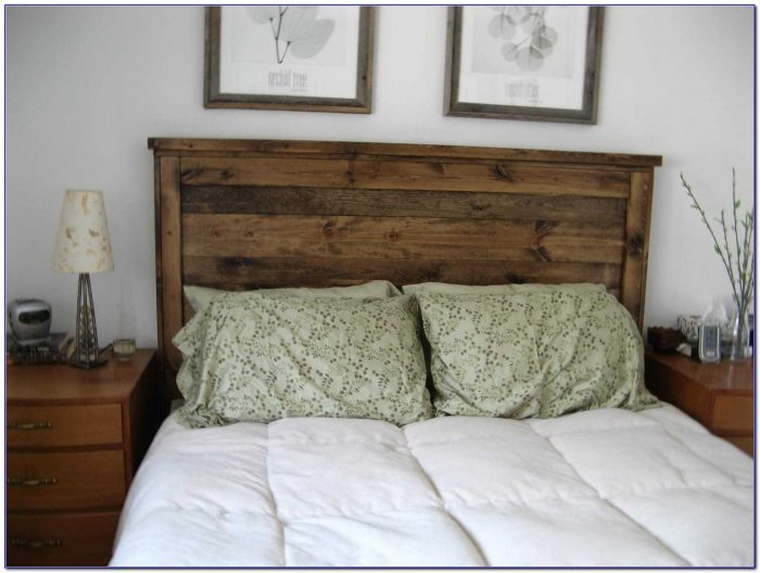 Diy Twin Headboard With Storage