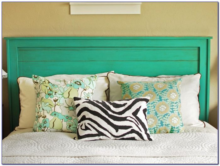 Diy Upholstered Headboard For Queen Bed
