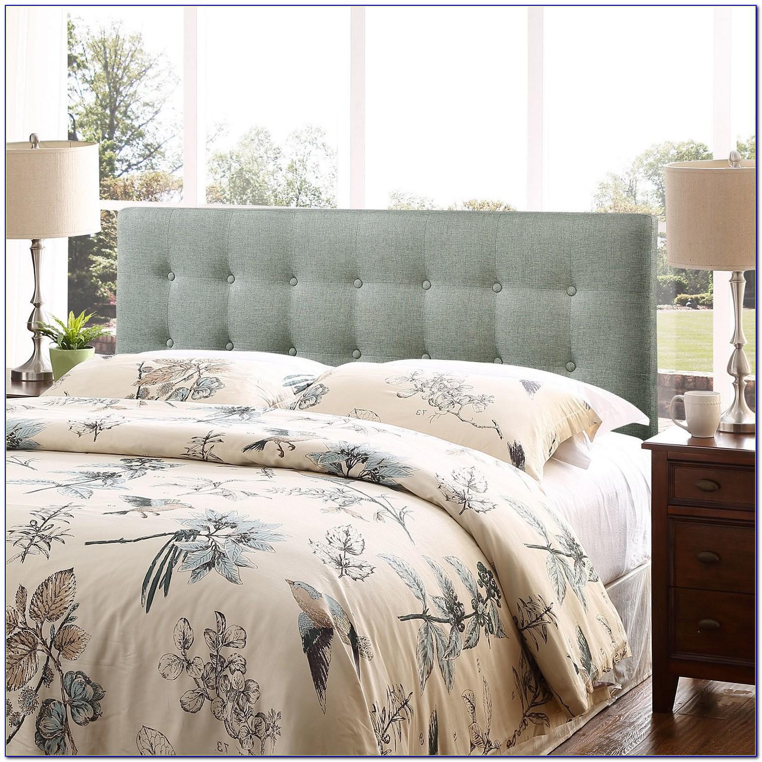 Diy Upholstered Headboard King Bed