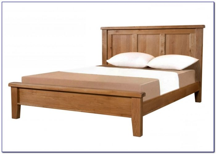 Diy Wood Bed Frame And Headboard