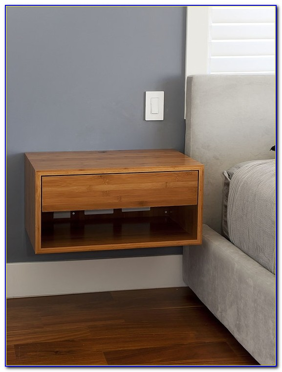 Floating Headboard With Nightstands Canada