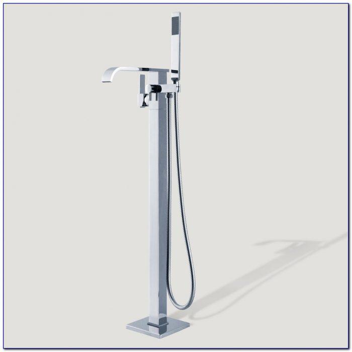 Floor Mounted Bath Faucets