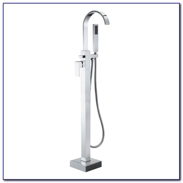 Floor Mounted Bathtub Faucets