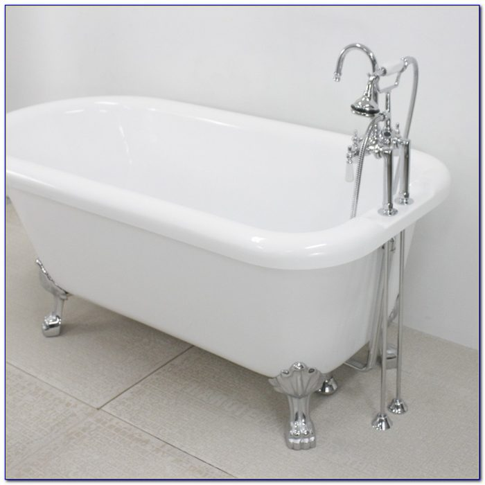 Freestanding Faucets For Clawfoot Bathtubs