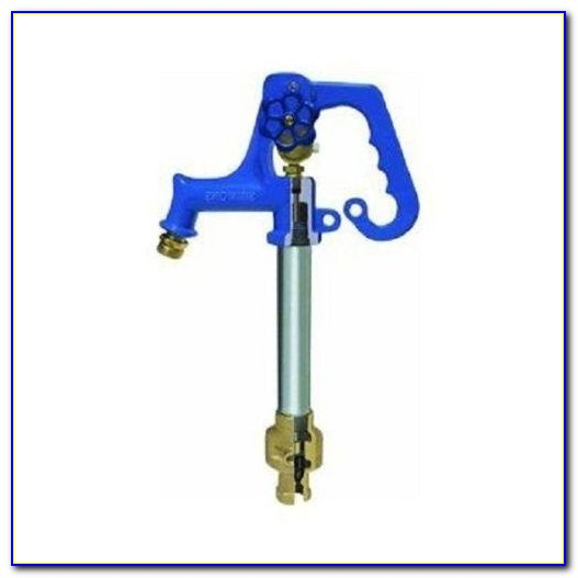 Freeze Proof Water Faucet
