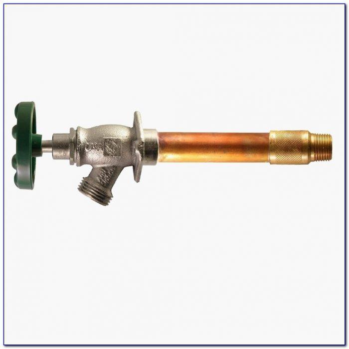 Frost Free Outdoor Faucet Best Of Arrowhead Brass 6 In Lead Free Anti Siphon Frost Free Hydrant