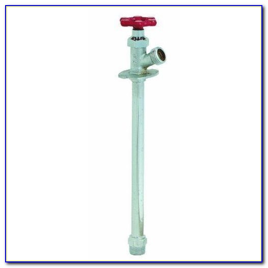 Frost Proof Outdoor Water Faucet