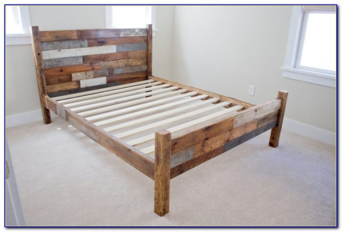 Top Full Bed Frame With Headboard Expand Full Size Bed Frame With Pertaining To Full Bed Frame With Headboard And Footboard Ideas