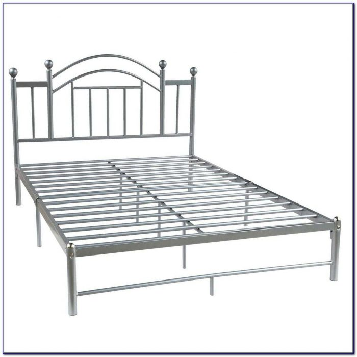 Full Size Bed Metal Headboard