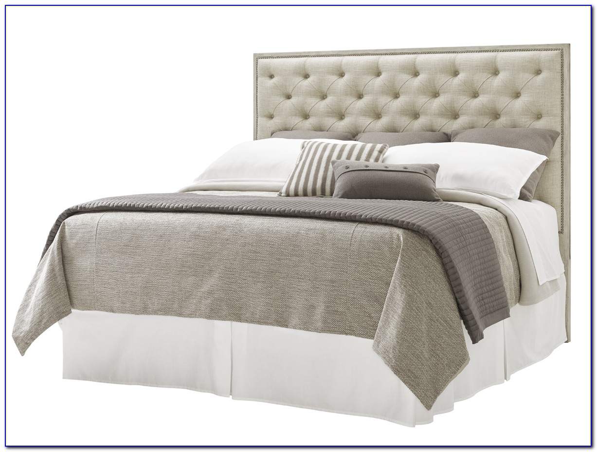 Full Size Bed Padded Headboard