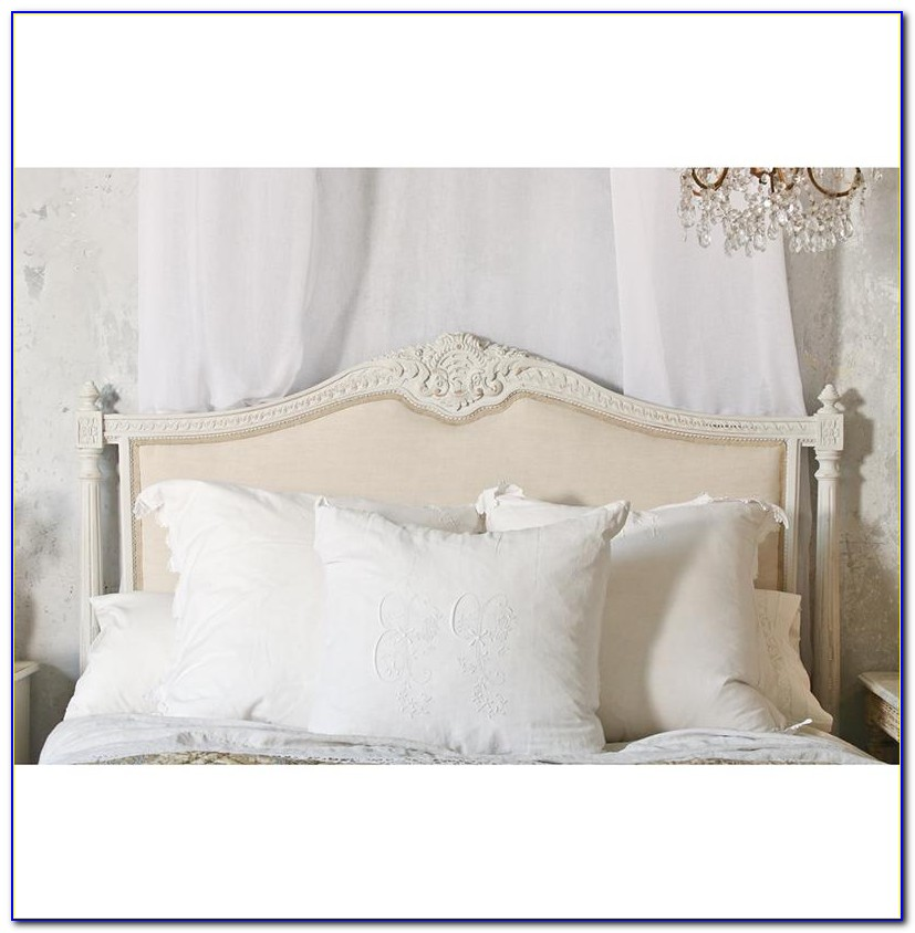 Full Size Bed Tufted Headboard