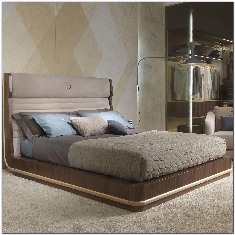 Full Size Bed Upholstered Headboard