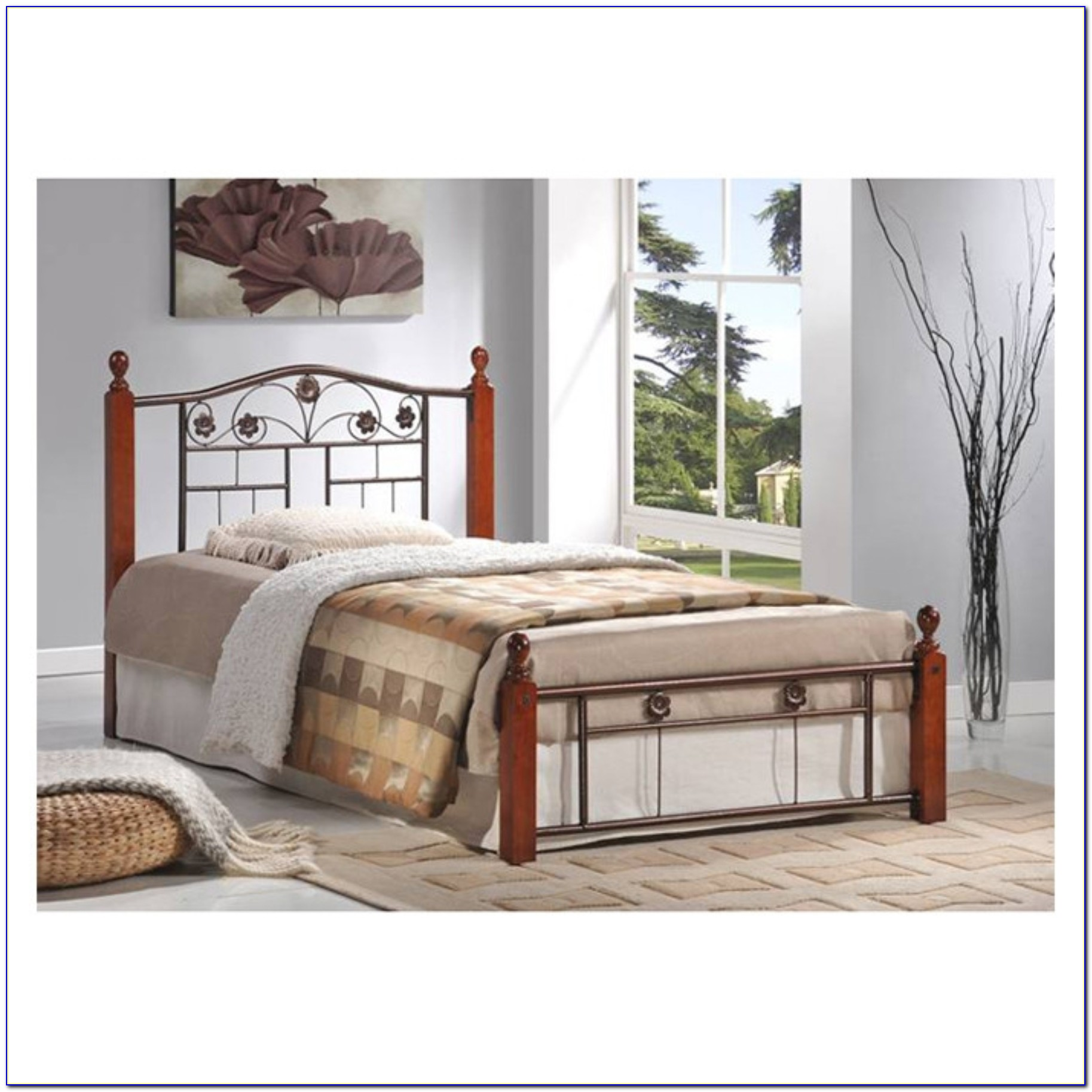 Graco Full Size Headboard Bed Frame Conversion Kit