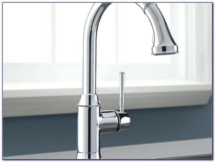 Grohe Alira Kitchen Faucet Installation Manual