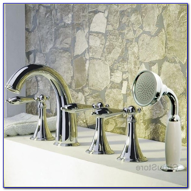 Grohe Deck Mounted Tub Faucets