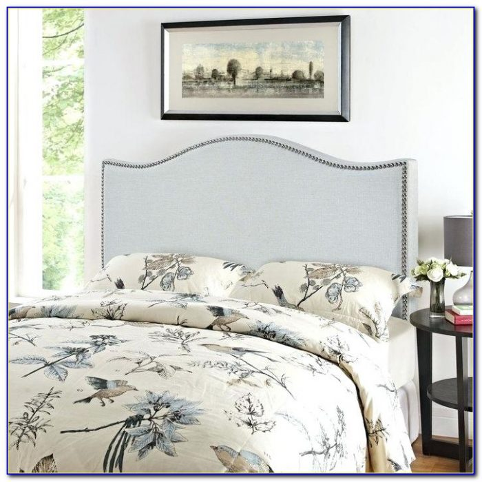 Headboard Attached To Wall