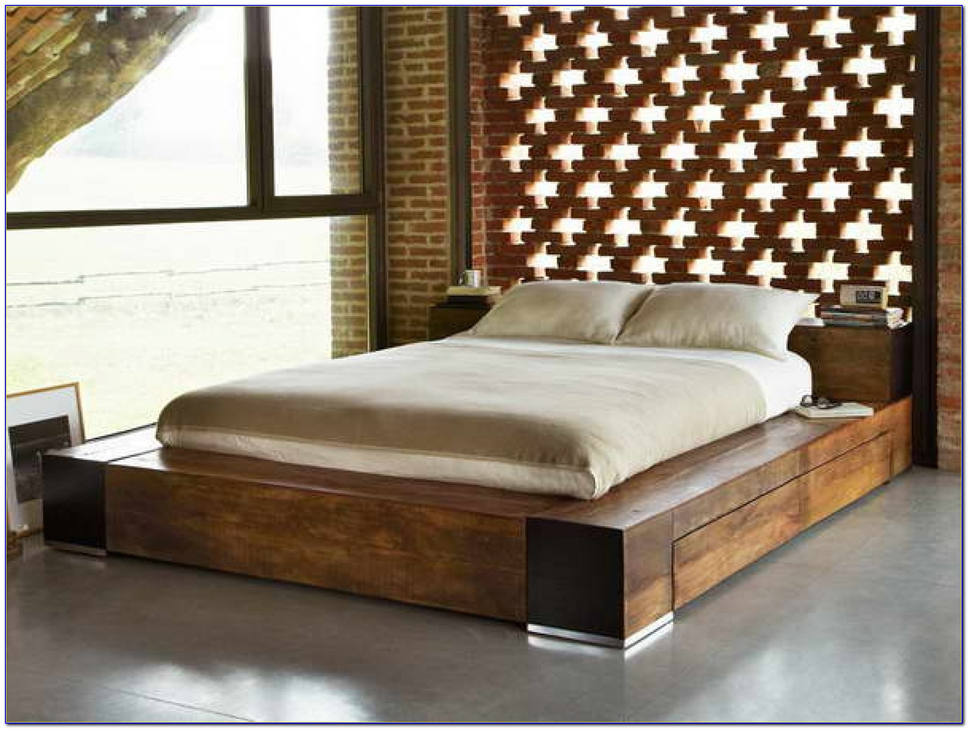 Headboard For Queen Bed Frame