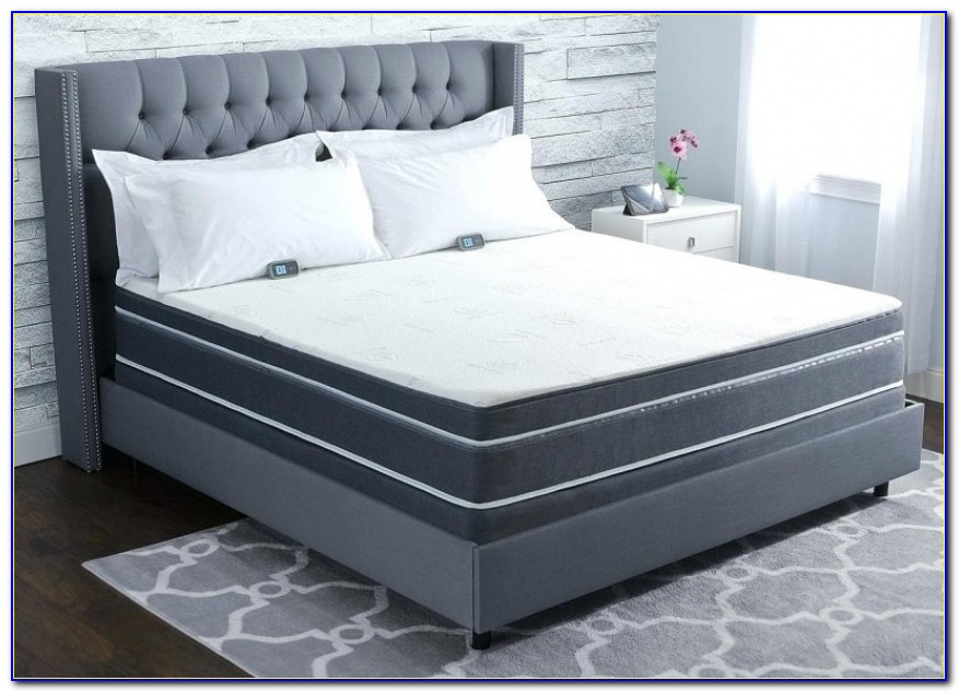 Bedding The Sleep Number Smart Bed Bedskirt For Twin 360 Sleep Number Headboard