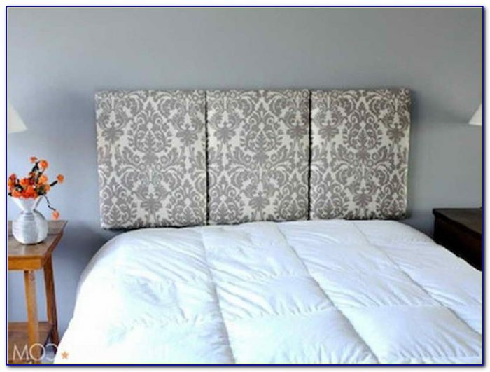 How Ro Make A Fabric Headboard