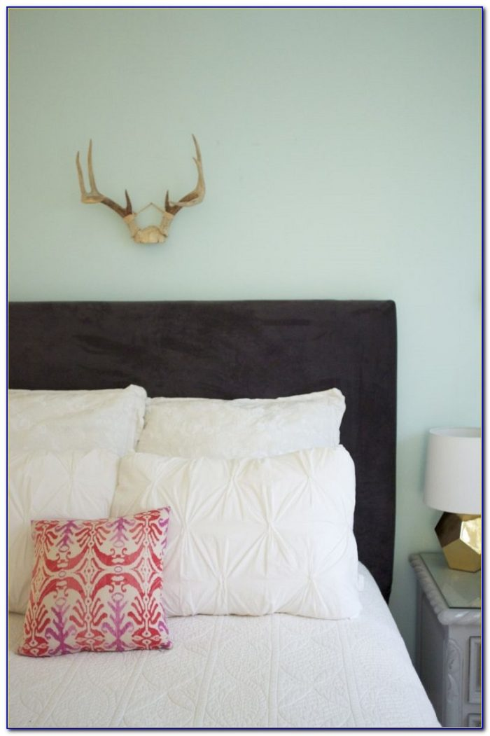 How To Make A Fabric Headboard Video
