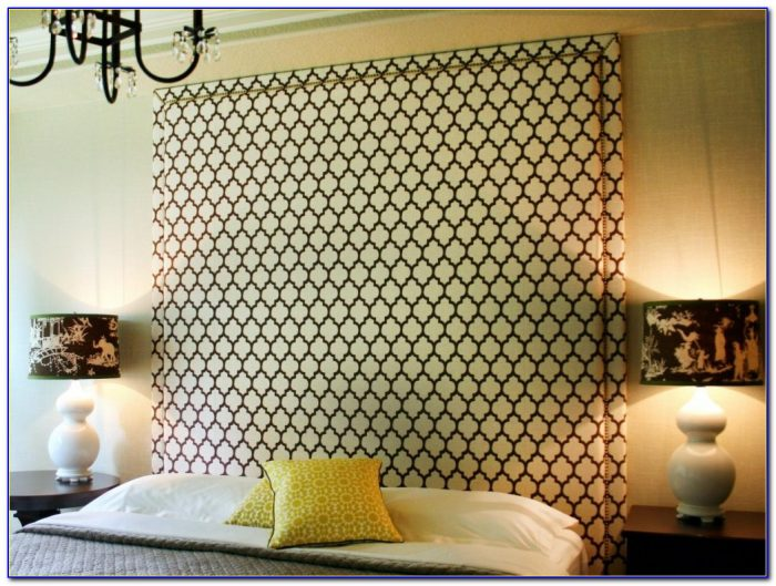 How To Make A Padded Headboard Video