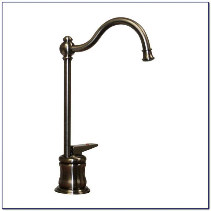 Instant Hot Water Faucet Installation