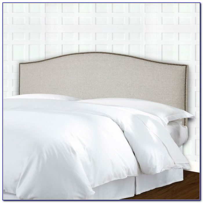 King Size Bed Frame With Headboard Dimensions