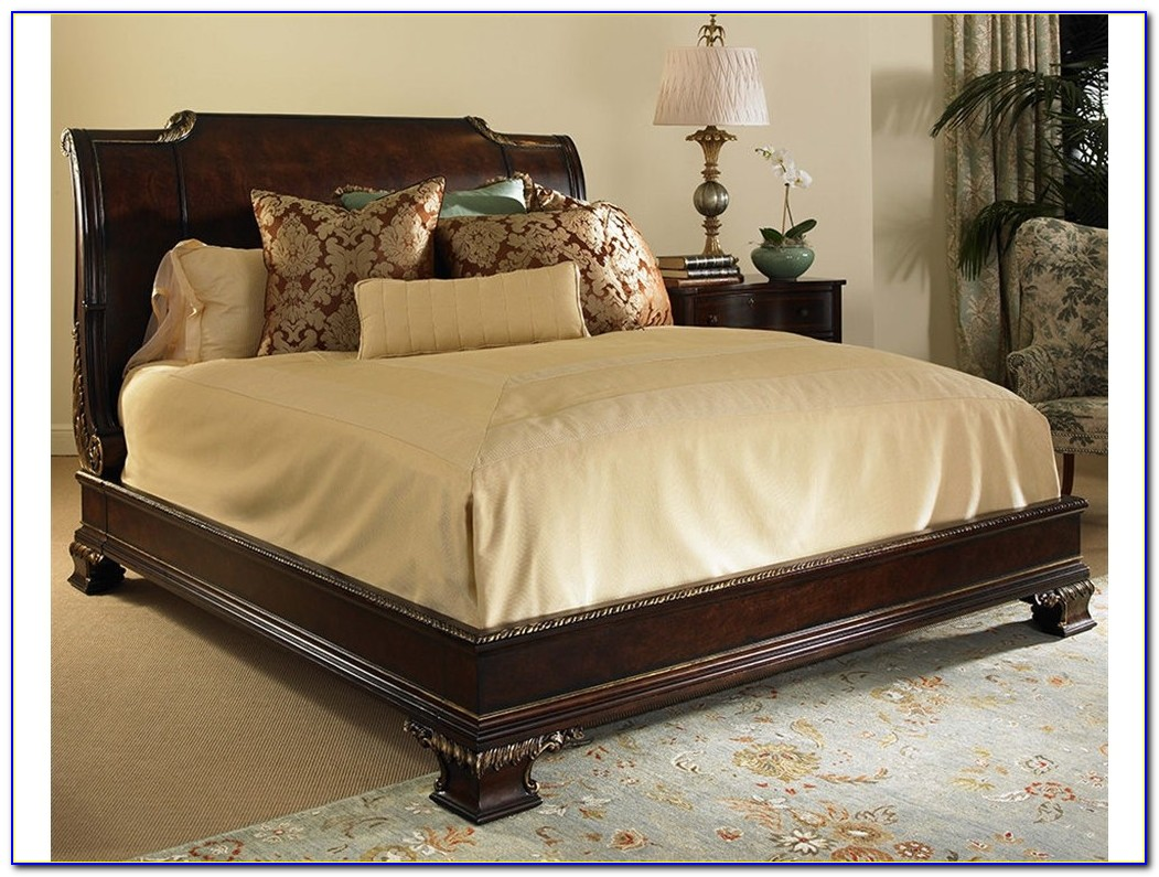 King Size Bed Frames With Headboard And Footboard