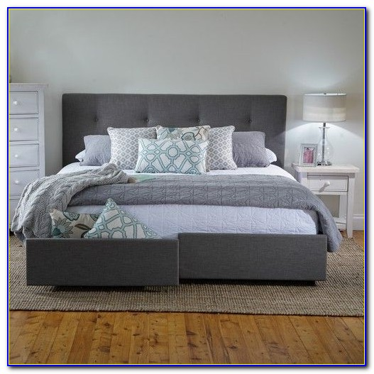 King Size Bed With Headboard Dimensions